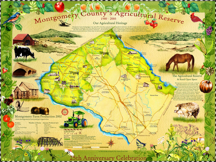 The Growing Legacy of the Montgomery County Ag Preserve