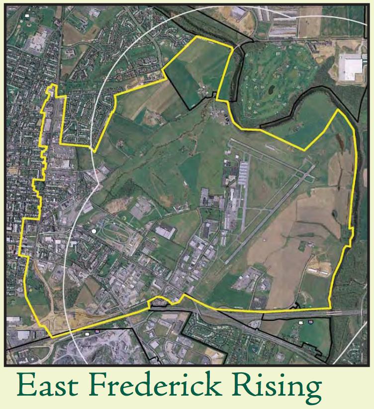 eastfrederickrisingaerial