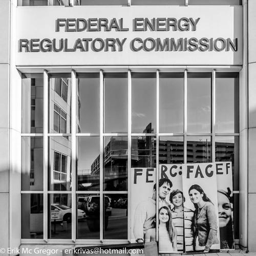 FERC: Face families you hurt.//photo by Erik R. McGregor