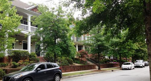 Glenwood Park, Atlanta (c2014 by FK Benfield)
