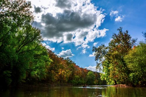 Monocacy River by Amit Sarda
