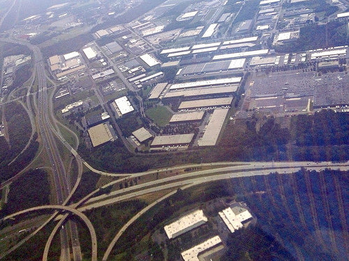 Commercial sprawl in North Carolina (by Kaid Benfield)