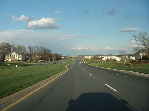 Loudoun County Parkway (by: Dan Reed, creative commons)