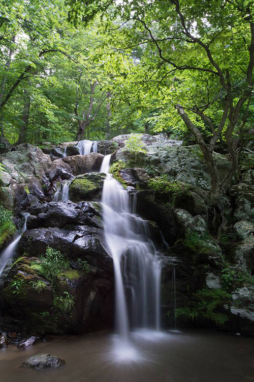 Thank you to John Zuke for this lovely photos of the waterfall,