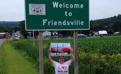 here was much joy in Friendsville when the Town Council passed a ban.