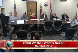 "Solid Waste: ""What's Next"" Phase 2 Report complete and available for comment"
