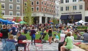 Great idea: Mixed-use urban centers