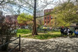 Why Greenspace is different from a Park