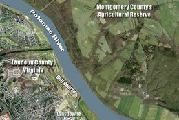 Yes, Virginia…is trying to revive plans for outer beltway and new Potomac River crossing