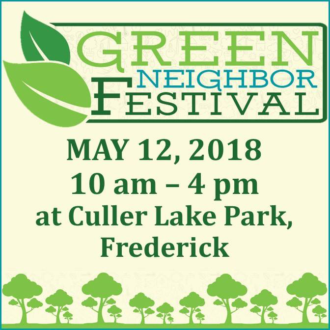 Green Neighbor Festival graphic