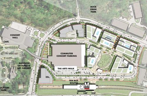 Strathmore Square plan