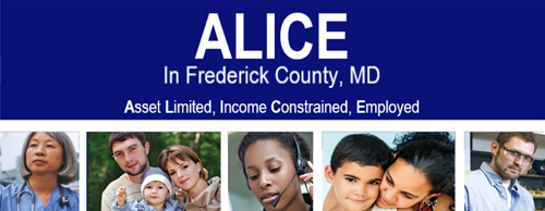 United Way ALICE logo