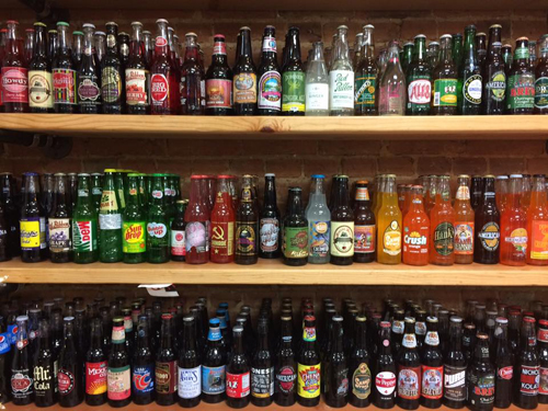 Pop Shop sodas