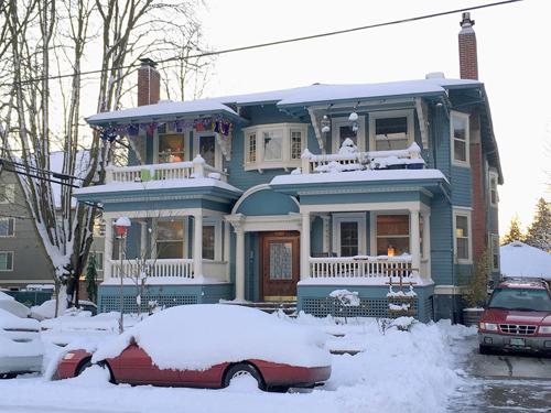 Portland duplex