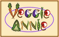 Veggie Annie logo